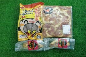 黒豚味噌漬・スイートポテトセット